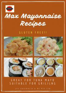 MAX MAYO RECIPES Page1